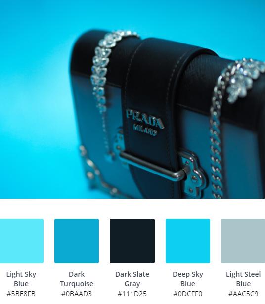 Luxury Website Colour Scheme 8