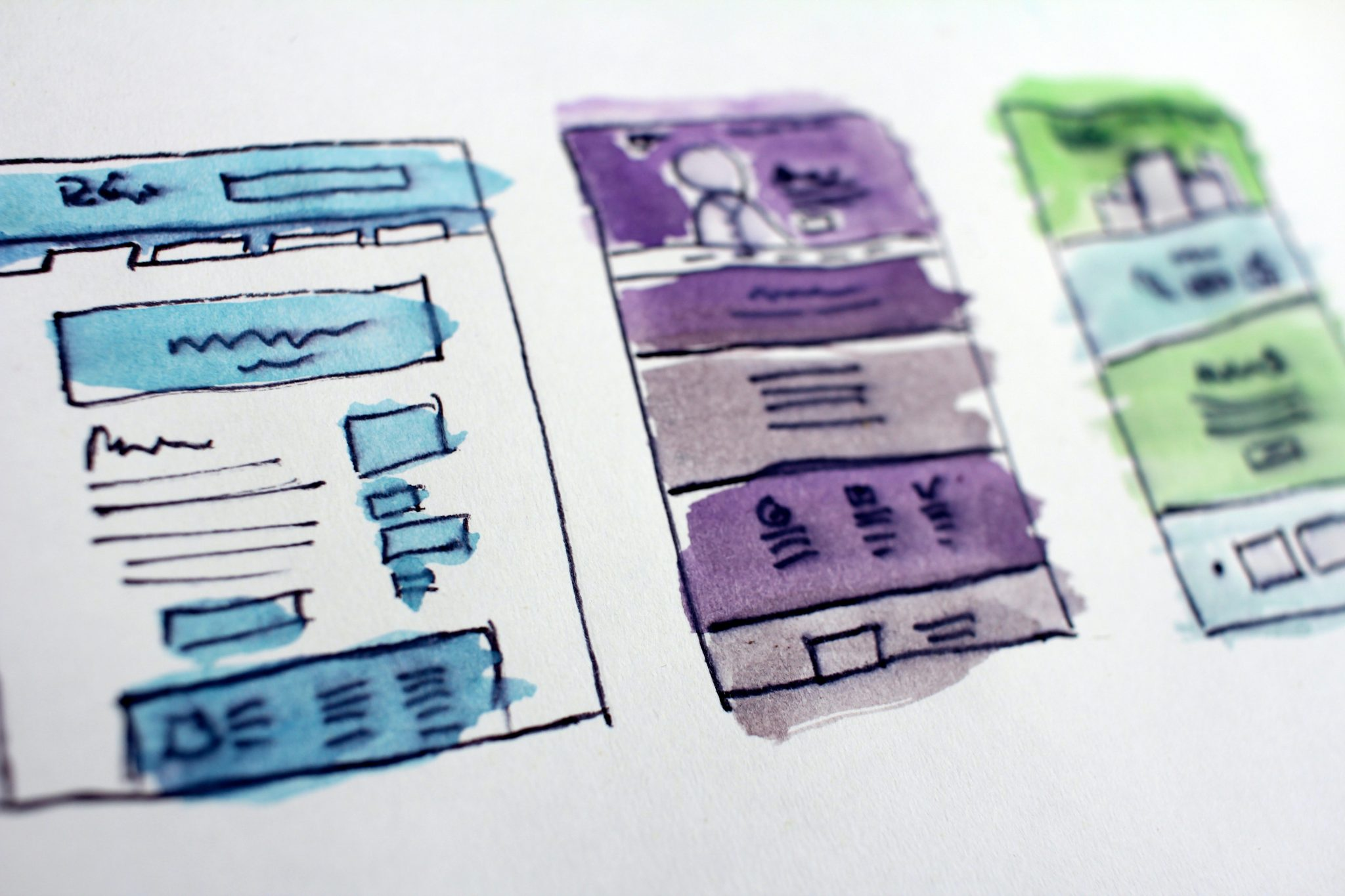 Planning Your New Website | Things To Think About Hero Image